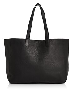 Baggu - Oversize Leather Tote