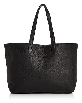 Baggu - Oversize Leather Tote