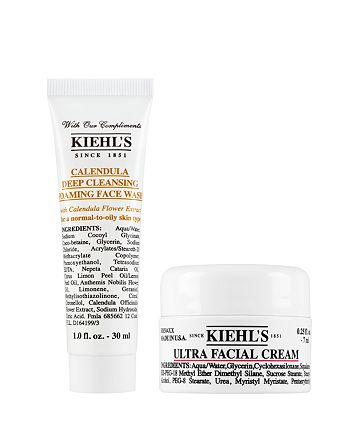 Kiehl's Since 1851 - Gift with any $45  purchase!