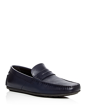 Hugo Perforated Loafers