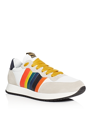 Paul Smith Stitch Lace Up Sneaker
