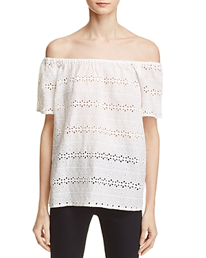 Joie Amesti F Off-the-Shoulder Top - 100% Exclusive