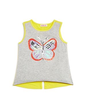 Design History Girls Butterfly Tank  Sizes 26X