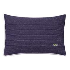 """Lacoste Caique Textured Stripe Pillow, 12"""" x 18"""" - Bloomingdale's_0"""