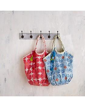 John Robshaw - Lita Floral Print Beach Bag