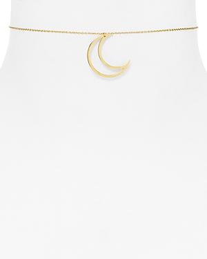 Jennifer Zeuner Glenys Chain Choker Necklace, 11