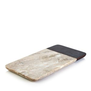 Hudson Park Rectangle Marble Cheeseboard - 100% Exclusive
