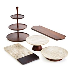 Hudson Park Marble x Wood Collection - 100% Exclusive - Bloomingdale's Registry_0
