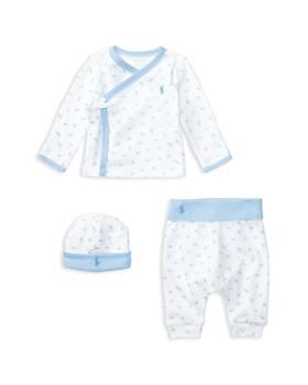 Ralph Lauren - Boys' 3-Piece Gift Set - Baby