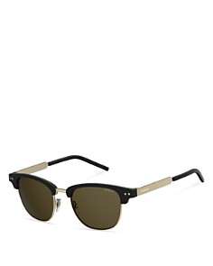 Polaroid - Men's Polarized Square Sunglasses, 51mm