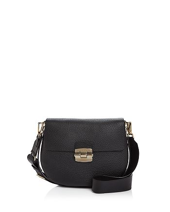 b08815cf4e58 Handbags.   Furla - Club Small Leather Crossbody