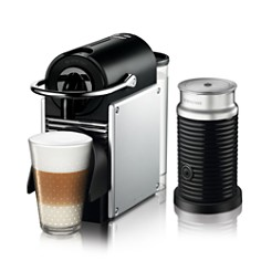 Nespresso Pixie Alu by De'Longhi Bundle - Bloomingdale's_0