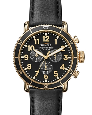 Shinola The Runwell Sport Chronograph Watch, 48mm