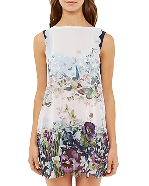 Ted Baker Entangled Enchantment Swim Cover-Up Tunic