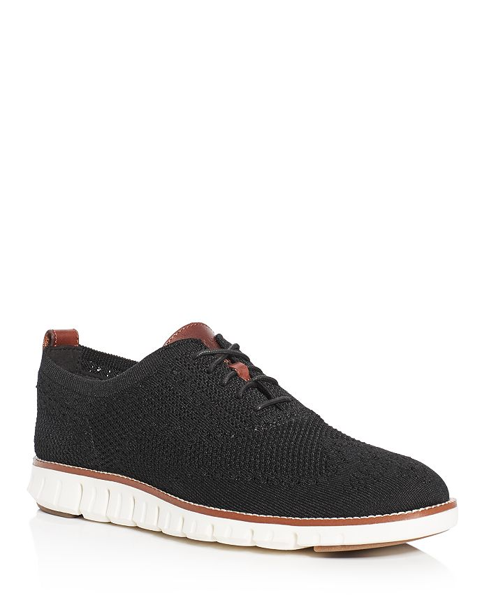 Cole Haan - Men's ZeroGrand Wingtip Oxford with Stitchlite
