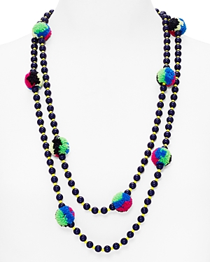 Baublebar Guadeloupe Layered Strand Necklace, 28.5