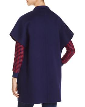 Armani Collezioni - Cap-Sleeve Coat