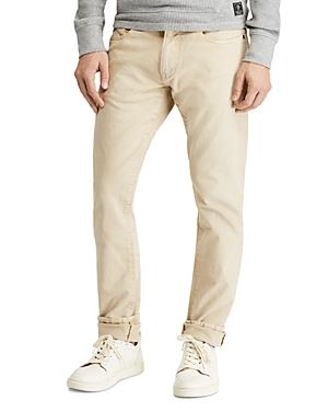 Polo Ralph Lauren Sullivan Slim Fit Jeans in Anderson Sand