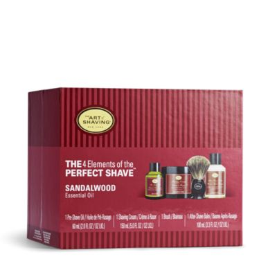$The Art of Shaving 4 Elements of the Perfect Shave Kit, Sandalwood - Bloomingdale's