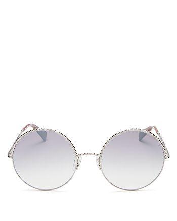 MARC JACOBS - Women's Round Sunglasses, 57mm