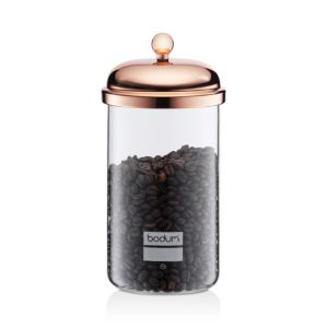 Bodum Copper Classic 34 oz. Storage Jar