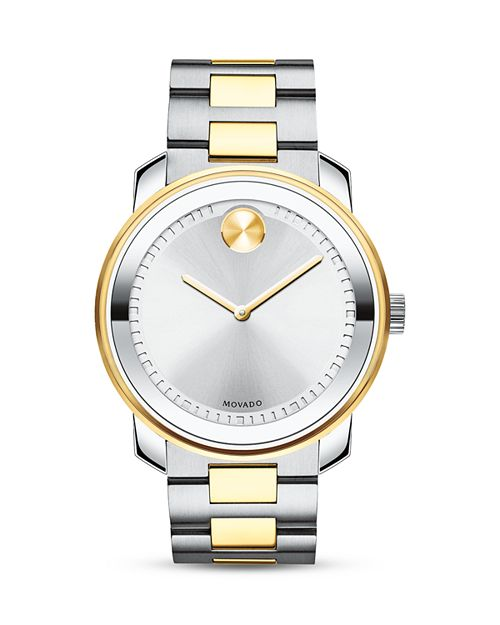 Movado BOLD - Two Tone Watch, 42.5mm