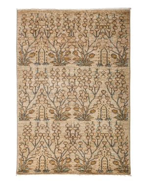Solo Rugs Eclectic Area Rug, 3'10 x 5'10