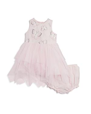 Pippa  Julie Girls Butterfly Tutu Dress  Bloomers Set  Baby