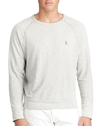 7a9bdd11 Polo Ralph Lauren Cotton Spa Terry Sweatshirt | Bloomingdale's