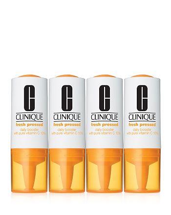 Clinique - Fresh Pressed Daily Booster with Pure Vitamin C 10% 1.35 oz.