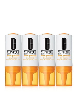 Clinique Fresh Pressed Daily Booster with Pure Vitamin C 10% 1.35 oz.