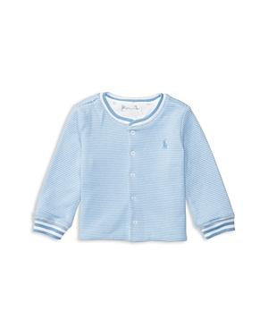 Ralph Lauren Childrenswear Infant Boys' Reversible Cardigan - Sizes 3-12 Months