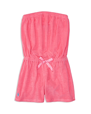 Ralph Lauren Childrenswear Girls' Terry Cover Up - Sizes S-xl