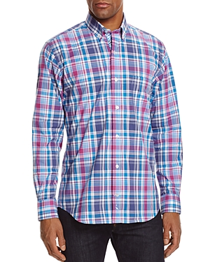 TailorByrd Sweet Briar Regular Fit Button-Down Shirt