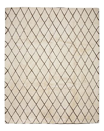 """Bloomingdale's - Moroccan Collection Oriental Area Rug, 8'1"""" x 9'10"""""""