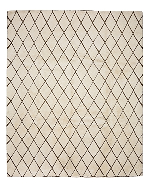 Moroccan Collection Oriental Area Rug, 8'1 x 9'10