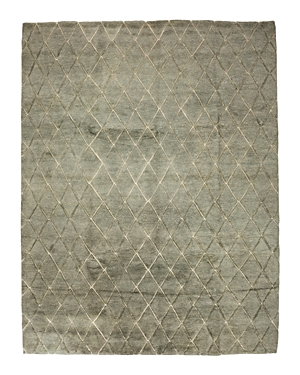 Moroccan Collection Oriental Area Rug, 7'9 x 10'0