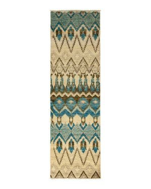 Ikat Collection Oriental Rug, 2'6 x 8'5