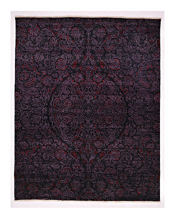 """Bloomingdale's - Suzani Collection Oriental Rug, 8' x 10'1"""""""