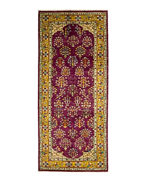 Eclectic Collection Oriental Area Rug, 4'3 x 9'9