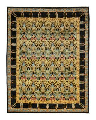 "Suzani Collection Oriental Rug, 9'1"" x 11'6"""