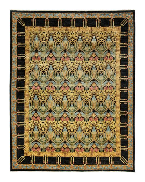 "Bloomingdale's - Suzani Collection Oriental Rug, 9'1"" x 11'6"""