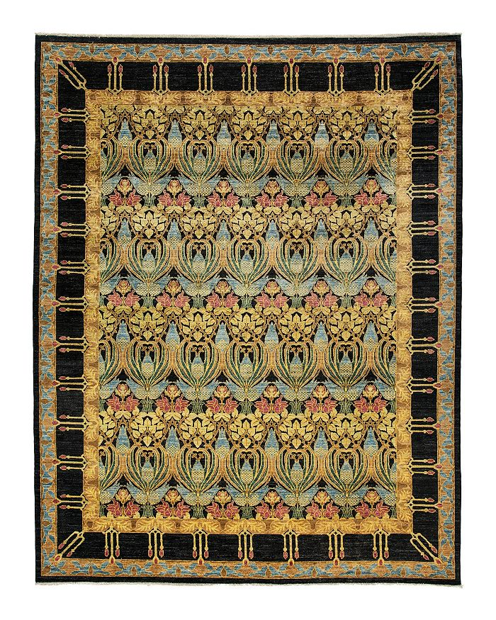 """Bloomingdale's - Suzani Collection Oriental Rug, 9'1"""" x 11'6"""""""