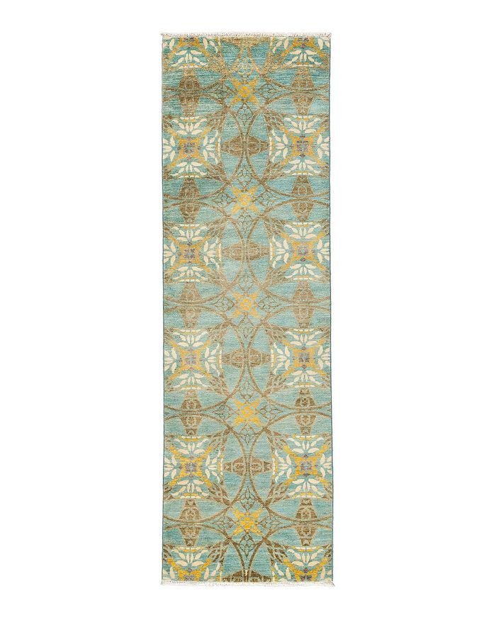"""Bloomingdale's - Suzani Collection Oriental Rug, 3'3"""" x 10'1"""""""