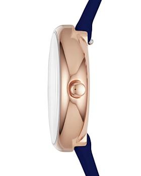 Skagen - Signature Leather Strap Watch, 30mm