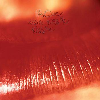 Baker & Taylor - The Cure, Kiss Me, Kiss Me, Kiss Me Vinyl Record