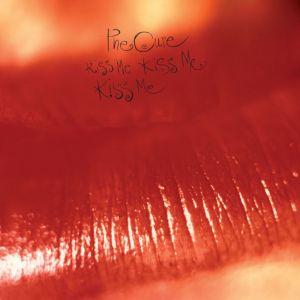 Baker & Taylor The Cure, Kiss Me, Kiss Me, Kiss Me Vinyl Record