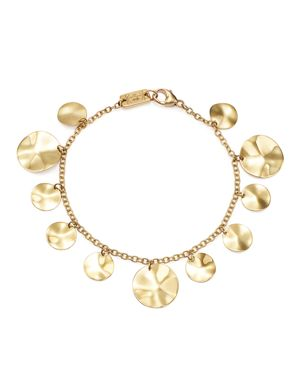 Ippolita 18K Yellow Gold Glamazon Spotlight Bracelet