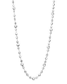 "IPPOLITA - Sterling Silver Glamazon® Pebble Necklace, 40"""