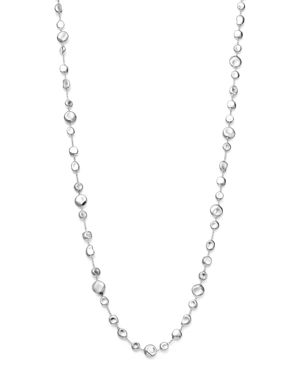 Ippolita Sterling Silver Glamazon Pebble Necklace, 40